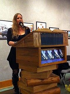 Lidia Yuknavitch American writer, teacher and editor based in Oregon