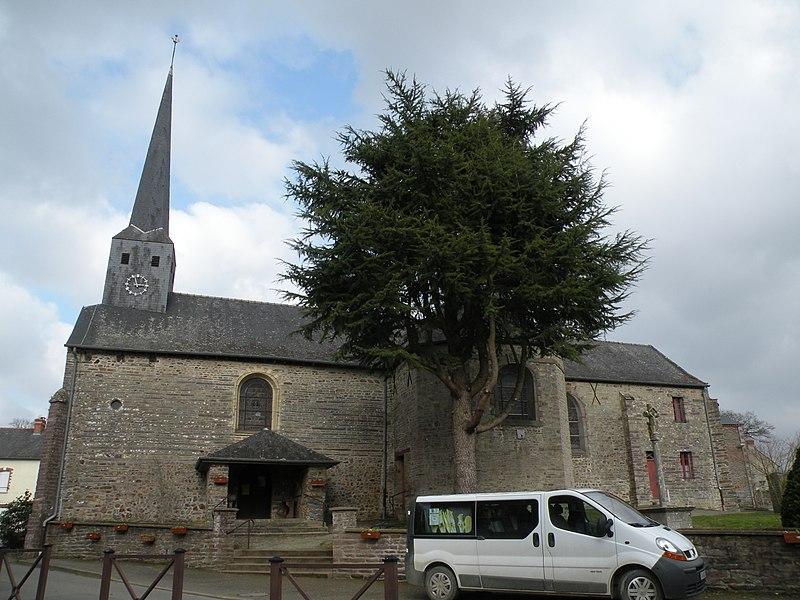 Church of Lieuron.