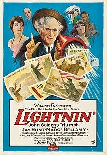 <i>Lightnin</i> (1925 film) 1925 film