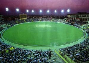 Punjab Cricket Association IS Bindra Stadium - View of stadium