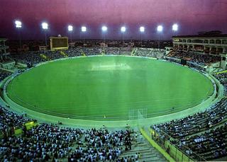 Punjab Cricket Association IS Bindra Stadium Cricket ground