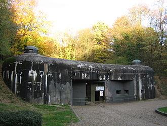 Ouvrage Schoenenbourg - Image: Ligne Maginot Schoenenbourg