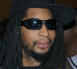 Lil Jon at 2005 AEE Awards.jpg
