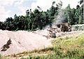 Limestone quarry near Sukau, Malaysian Borneo.jpg