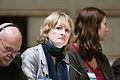 Line Barfod Enhedslisten (EL) vid Nordiska Radets session i Helsingfors. 2008-10-26.jpg