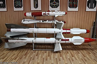 R-27 (air-to-air missile) - R-27R and R-27T