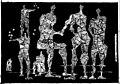 Litografi, akrobater 1958.jpg