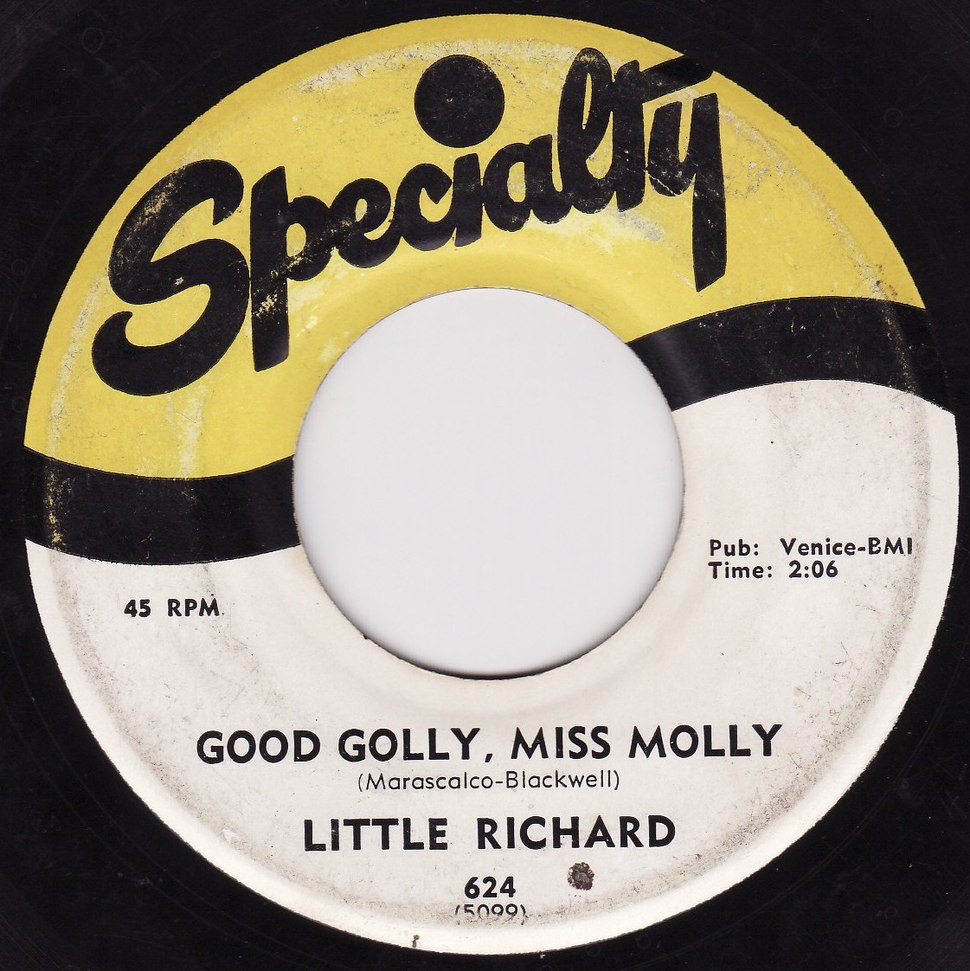 Little richard specialty 624 a