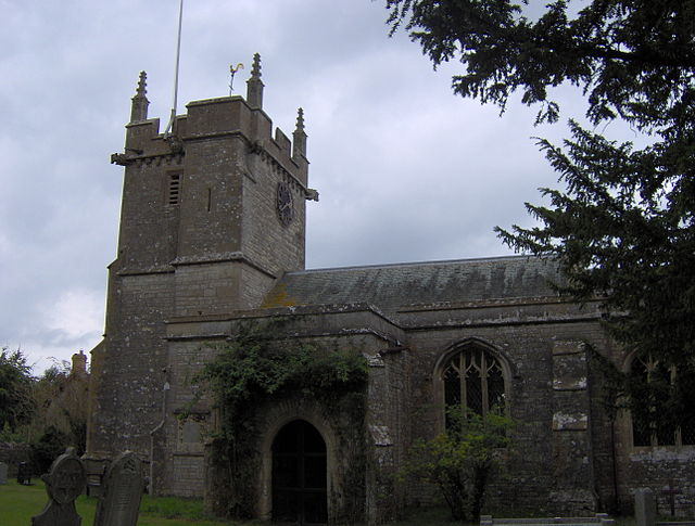 Church of St Mary, Litton