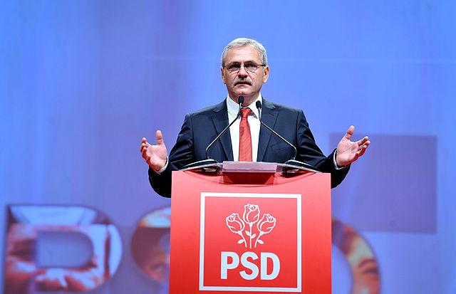 Liviu Dragnea è leader del Partito socialdemocratico da luglio 2015