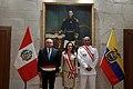 Llegada de la Ministra de Defensa de Ecuador (8508065141).jpg