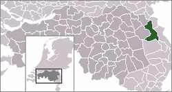 Location of Boxmeer
