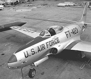 56th Fighter Wing - Lockheed F-80