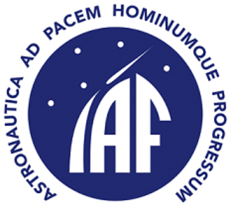 International Astronautical Federation - Image: Logo IAF latin