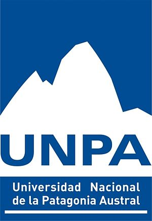 National University of Austral Patagonia - Image: Logo oficial UNPA