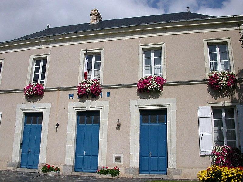 Town hall of Loiré