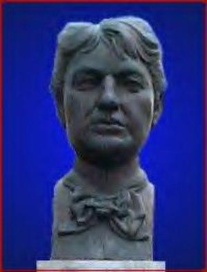 Lola Rodríguez de Tió - Bust of Lola Rodríguez de Tió