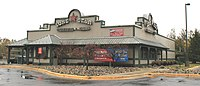 Lone Star Steakhouse, Jackson, Michigan