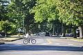 Longview, WA - Olympia Way from Robert A. Long Square.jpg