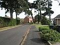 Looking down Goldring Close towards Mengham Lane - geograph.org.uk - 1302957.jpg
