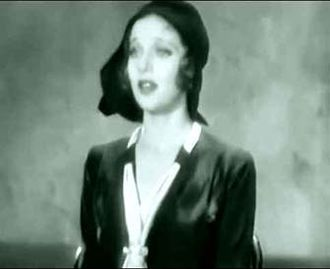 Beau Ideal - Loretta Young at Forbes' court-martial