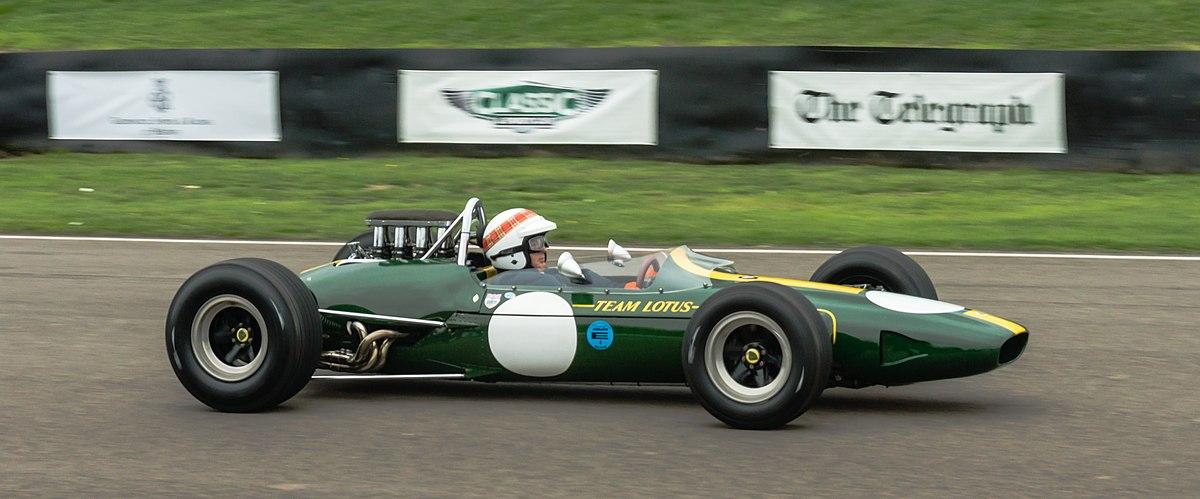 Lotus 33 - Wikipedia