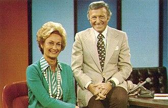 WKBD-TV - Lou and Jackie Gordon from The Lou Gordon Program