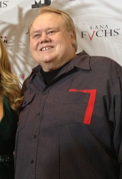 Louie Anderson, American stand-up comedian, actor and television host