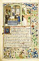 Louis de Gruuthuse's copy of the Deeds of Sir Gillion de Trazegnies in the Middle East, in French, illuminated manuscript on vellum (southern Netherlands (Antwerp or perhaps Bruges), dated 1464).jpg