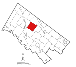 Lower Salford Township, Montgomery County, Pennsylvania - Image: Lower Salford Township Montgomery County