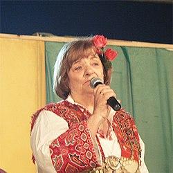 Любка Рондова през 2007 г.