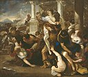 Luca Giordano - The Abduction of the Sabine Women - 1991.295 - Art Institute of Chicago.jpg