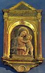 Luca della robbia (bottega), madonna col bambino.JPG