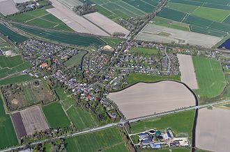 Koldenbüttel - Aerial view of Koldenbüttel