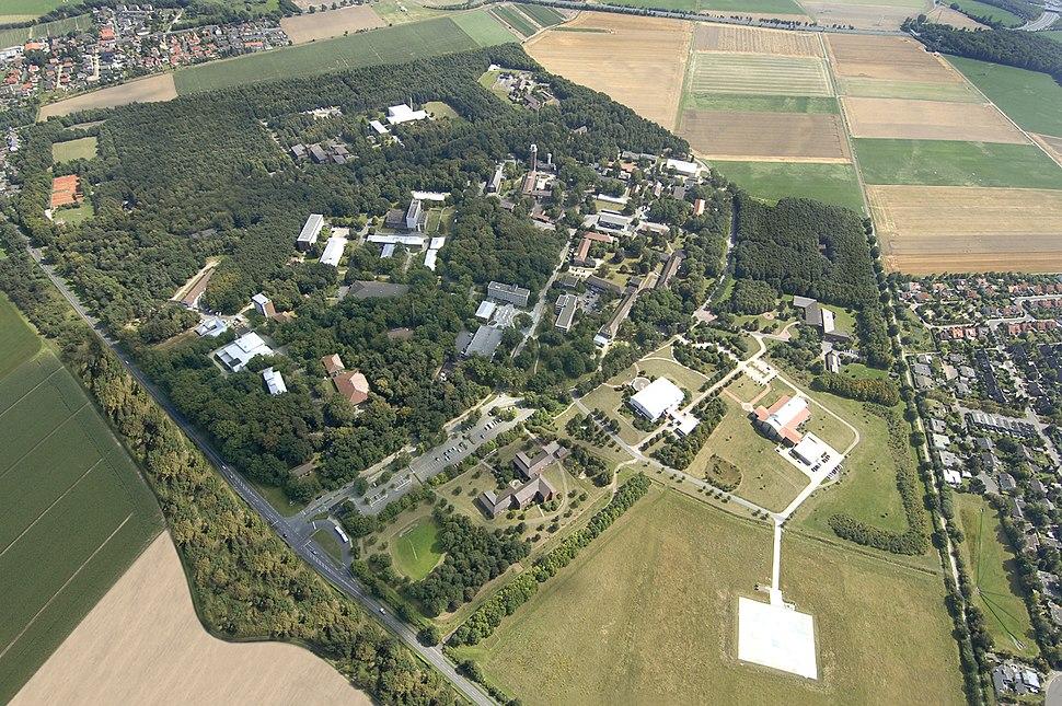 Luftbild Braunschweig PTB