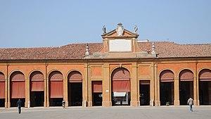 Lugo, Emilia-Romagna - Il Pavaglione