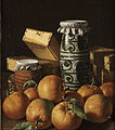Luis Meléndez - Still Life with Oranges, Jars, and Boxes of Sweets - Google Art Project.jpg