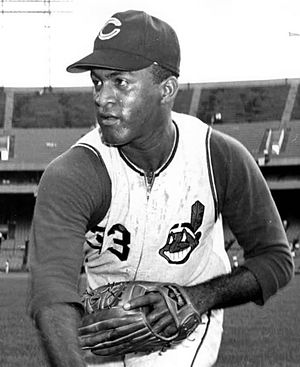 Luis Tiant - Tiant in April 1965