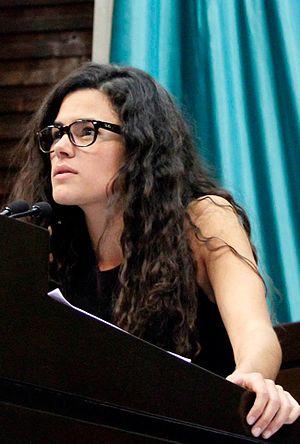 Luisa María Alcalde Luján - Image: Luisaalcalde