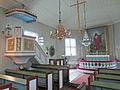 Lumparland church interior Aland Finland.jpg