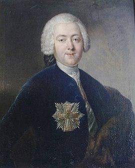 Rochus Friedrich von Lynar