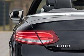 Münster, Beresa, Mercedes-Benz C-Klasse Cabrio -- 2018 -- 1757.jpg