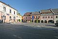 Městské domy (Letohrad), Václavské náměstí 46, 47, 48, 49.JPG