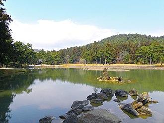 Historic Monuments and Sites of Hiraizumi - Image: Mōtsū ji