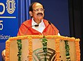M. Venkaiah Naidu addressing at the 49th convocation ceremony of the Indian Institute of Mass Communication (IIMC), in New Delhi.jpg