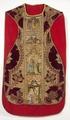 MCC-21676 Rood kazuifel met genadestoel en scènes uit het Marialeven (2).tif