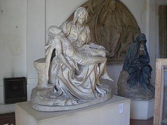 Ernesto de la Cárcova Museum of Reproductions and Comparative Sculpture - La Pietà