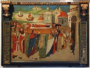 MHS przeniesienie relikwi Mikolaja XVII w p