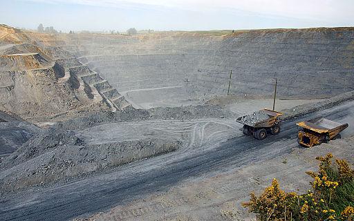 Macraes Gold Mine - Frasers Pit