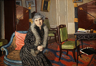Henriette Bernheim, stepmother of the artist